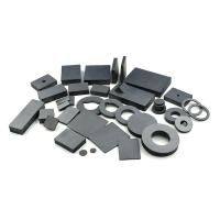 Buy cheap Customized Hard Barium Ceramic Ferrite Magnets Low Cost For Industrial Field from wholesalers