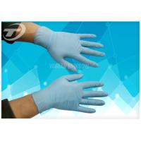 Wholesale Surgical Powder Free Latex Gloves , High Tensile Strength Nitrile Medical Gloves from china suppliers