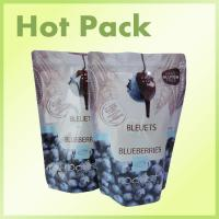 Buy cheap Food Grade Paper Stand Up Snack Packaging Bags Greaseproof Eco Friendly from wholesalers