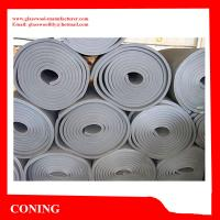 Buy cheap Rubber Foam Insulation Sheet With Adhesive On One Side from wholesalers
