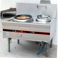 One Burner Commercial Gas Cooking Range / Cooking Stove For Kitchen Equipments Manufactures