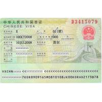 Buy cheap 5 Years China Talent Visa Familly Visa China Green Card Cousulting Service from wholesalers