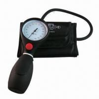 Buy cheap Sphygmomanometer with Plastic ABS Case and D-ring Nylon Cuff from wholesalers