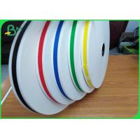 Buy cheap No Plastic Drinking Straws Paper Material 15mm White and Colored Paper from wholesalers