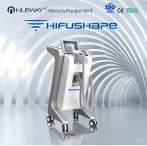 China China Non-invasive Ultrasonic HIFU Skin Tightening Beauty Salon hifu slimming machine on sale