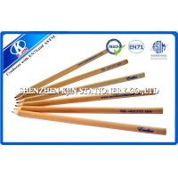 Natural Triangular Graphite Pencil Set Line Drawing Pencil For Students / Painter Manufactures