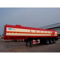 Buy cheap CIMC 2 axle 3 axle fuel/oil tank semi-trailer for sale with good price from wholesalers