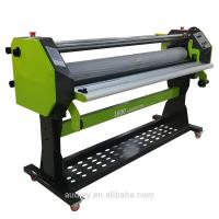 Buy cheap Wide Format 160cm Automatic Hot Cold Laminator 1600 from wholesalers