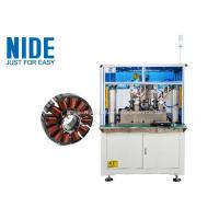 Buy cheap Ceiling fan DC motor Automatic stator winding machine for brushless motor manufacturing from wholesalers
