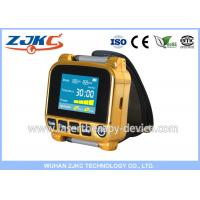 Health Care Medical Laser Watch For Blood Irradiation Therapy / Diabetes , FCC Approval Manufactures