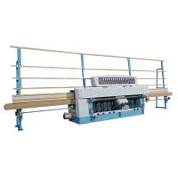 Buy cheap 10 Spindles Laminated Glass Edging Machine with 45 Angle Range,Glass Straight Line Glass Edging Machine from wholesalers