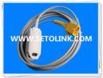 Buy cheap MEK ADULT FINGER SPO2 SENSOR SPO2 PROBE PULSE OXIMETER PROBE from wholesalers