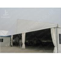China Professional 1500 sqm Aluminium Frame Tents Industrial Canopy For Car Parking Lot on sale