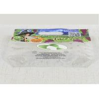 Buy cheap Clear Plastic OPP Fruit Packaging Bags ,Transparent Food Packaging Bags from wholesalers