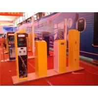 Buy cheap Background Light System RFID Reader Auto Parking Garage Ticket Machine from wholesalers