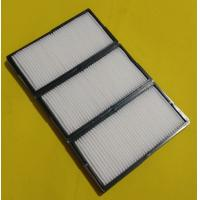 Buy cheap Heavy Duty Cabin Air Filters Cost Effective High Filtration Efficiency HEPA Various Dust Particles from wholesalers