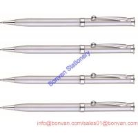 China silver cross metal pen high quality for advertisement on sale