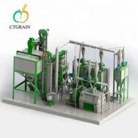 Buy cheap Industry Corn Flour Mill Wheat Processing Plant Customized Design CTCM Series from wholesalers