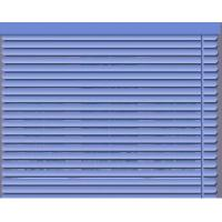 Buy cheap Insulated Windows In Glass Blinds Waterproof Sun Shade Easy Install from wholesalers