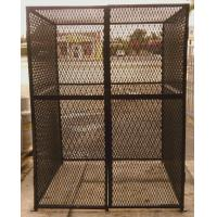 Wholesale Collapsible Storage Cage with wheels from china suppliers