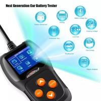 Buy cheap KONNWEI KW600 Car Battery Tester 12V 100 to 2000CCA 12 Volts Battery tools for the Car Quick Cranking Charging Diagnosti from wholesalers