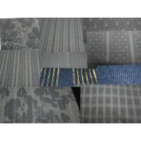 Buy cheap Cotton Voile Swiss Dot Fabric Lurex Window Pane Stripes CVC Burnt - out from wholesalers