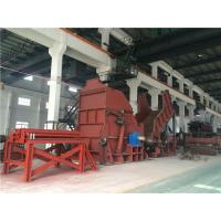 Buy cheap 380v 3 Phase Steel Scrap Car Shredder 400 - 4500 Ton Nominal Force Fundable from wholesalers