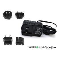 Wholesale 5V 6V 2A Interchangeable Plug Power Adapter CE FCC UL ROHS For Speaker from china suppliers
