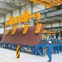 Buy cheap cabin control 16 - 22 m  200 / 80T Magnetic Scrap Steel Casting Plant Lifting crane from wholesalers