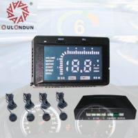 Buy cheap Hud Display With Parking Sensor System from wholesalers