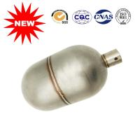Wholesale Compact Threaded Tank Level Gauges Float 304/316L Stainless Steel Material from china suppliers