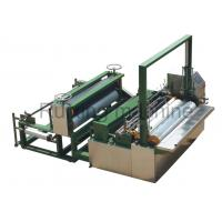 The cutting and rewinding non-woven fabric pattern machine Manufactures