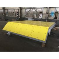 Marine Impingement Sheet With UHMW - PE Face Pad For Marine Fendering Manufactures