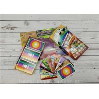 Buy cheap 0.3mm Thickness Family Board Games YH24 Printing Booklets Lid And Bottom Box from wholesalers