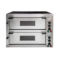 Buy cheap Multifunctional Commercial Pizza Oven 2 Decks Mechanical Timer Control from wholesalers