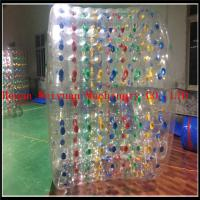 Buy cheap Best Selling 2.2M Inflatable Water Roller summer hot inflatable water roller zorb ball with custom color from wholesalers