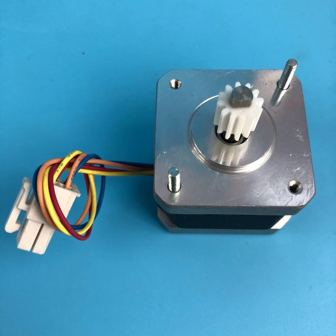 Buy cheap Solenoid Valve NCR ATM Parts 0090017048 NCR Presenter Stepper Motor 009-0017048 from wholesalers