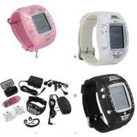 Buy cheap Triband watch phone---A808 With wireless Bluetooth headset and 256MB card from wholesalers