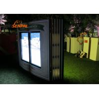 Buy cheap WiFi Digital Signage LCD Advertising Player Floor Standing Zinc Coated Steel from wholesalers