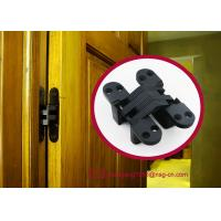 Wholesale Hidden Zinc Alloy Invisible Concealed Cross Hinge for Wooden Doors 116*27.8*41mm from china suppliers