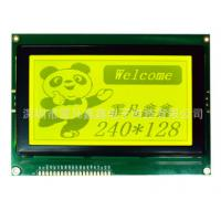 Wholesale Graphic LCD Display Module , 240×128 Dots Type Graphic LCD Module from china suppliers