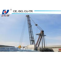 Buy cheap Luffing Jib Tower Crane without Mast Sections WD80-2420-8t Derricks Made in China from wholesalers