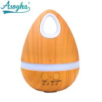 Buy cheap Egg Shaped Cool Air Mist Humidifier , 200ml Large Capacity Humidifier from wholesalers
