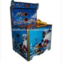 China Hit Mouse Amusement Machine/Redemption Machine/Coin-Operated Game Machine/Games on sale