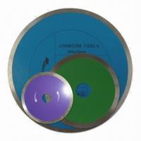 Buy cheap Saw blade/sintered continuous saw blade from wholesalers