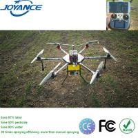 Buy cheap Advanced technology pesticide electric helicopter sprayer gyroplane from wholesalers