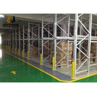 Buy cheap Powder Coating Galvanization Rack Drive In Pallet Racking 500-2000kg Per Layer from wholesalers
