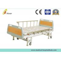 Buy cheap Simple Design 3 Crank Mechanical Medical Hospital Bed With ABS Head (ALS-M315) from wholesalers