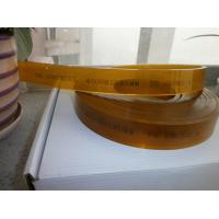 Buy cheap Solvents Resistant  Silkscreen Squeegee 4000mm ISO 9001 50 * 7 For Signs from wholesalers