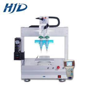 China Three Axis Adhesive Dispensing Machine Small Craft Glue Dispensing Robot on sale